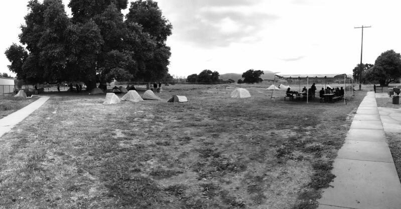 Camping in Warner Springs