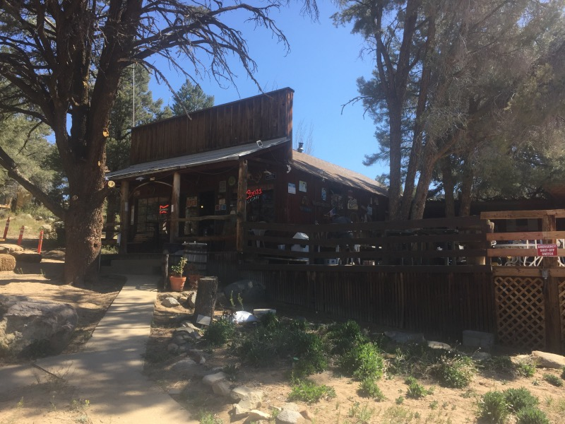 Kennedy Meadows General Store