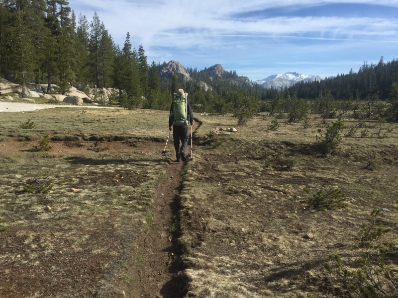 Easy trail...